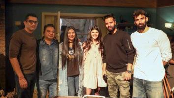 Aditya Roy Kapur and Sanjana Sanghi starrer OM - The Battle Within goes on floors today