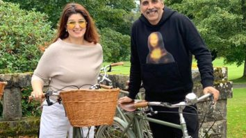 Akshay Kumar pens a loving note for wife Twinkle Khanna on her birthday