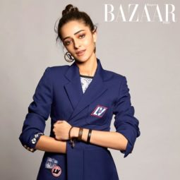 Ananya Panday On The Covers Of Harper's Bazaar