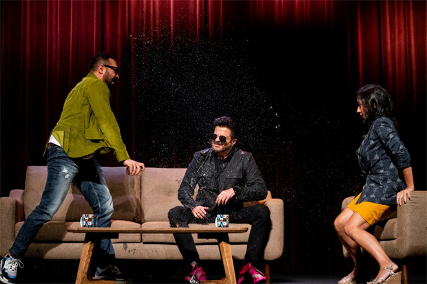 Anil Kapoor and Anurag Kashyap are at loggerheads in trippy trailer of Netflix's AK vs AK