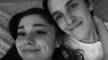 Ariana Grande is engaged to boyfriend Dalton Gomez, flaunts her massive diamond ring