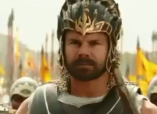 Australian Cricketer David Warner uses face-swapping app to recreate Prabhas' Baahubali action scenes in his latest video