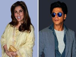 BREAKING SCOOP After Tenet, Dimple Kapadia comes on board Shah Rukh Khan's spy thriller, Pathan