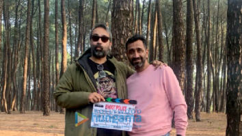 On The Sets Of The Movie Bhoot Police