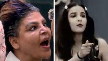 Bigg Boss 14 Promo Rakhi Sawant injures her nose after Jasmin Bhasin's attack, the latter calls it 'Drama'