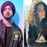 Diljit Dosanjh and Kangana Ranaut have ugly exchange on Twitter over Farmers' Protests and Shaheen Bagh dadi; actress calls him Karan Johar's 'paltu'