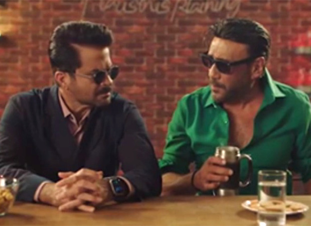EXCLUSIVE: Ram Lakhan stars Jackie Shroff and Anil Kapoor reunite for 'Maushisplaining' video to mock Anurag Kashyap and it's hilarious