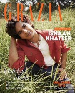 Ishaan Khatter On The Cover Of Grazia