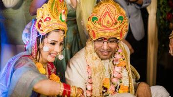 INSIDE PHOTOS: Murder 2 actress Sulagna Panigrahi marries stand up comedian Biswa Kalyan Rath