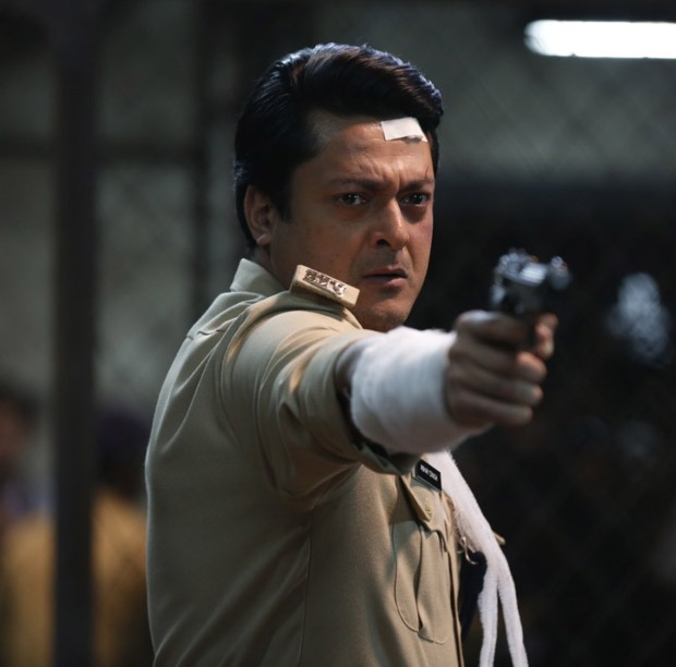 """""""It's a different role which I haven't done in Hindi as of now"""" - Jisshu Sengupta on playing ACP in Durgamati"""