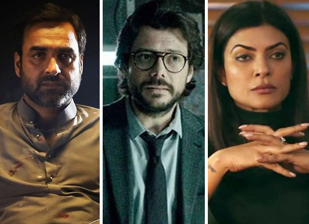 Mirzapur 2, Money Heist and Aarya are the most tweeted about web series in 2020 in India