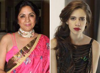 Neena Gupta and Kalki Koechlin team up for an international film Goldfish focusing on mental health