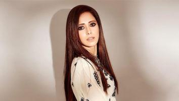 Nushrratt Bharuccha looks ethereal in a monochrome traditional yet stylish attire