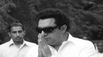 On the death anniversary of MGR, Thalaivi makers unveil monochrome photos of Arvind Swami
