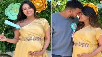 PICTURES Ekta Kapoor hosts a baby shower for best friends and parents-to-be Anita Hassanandani and Rohit Reddy
