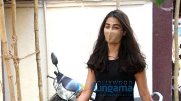 Photos: Pooja Hegde spotted at a pilates studio