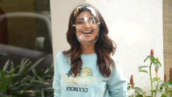 Photos: Shilpa Shetty snapped at Sunny Super Sound in Juhu for dubbing