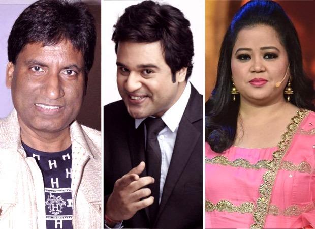 राजू श्रीवास्तव ने कृष्णा अभिषेक को थप्पड़ मारा, सवाल किया कि क्या बाद में भारती सिंह ड्रग्स लेने के लिए बचाव कर रहे हैं