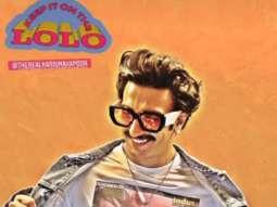 Ranveer Singh donning Karisma Kapoor starrer Papi Gudia t-shirt brings out his inner fanboy vibe