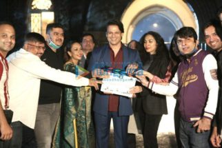 On The Sets Of The Movie Rosie: The Saffron Chapter