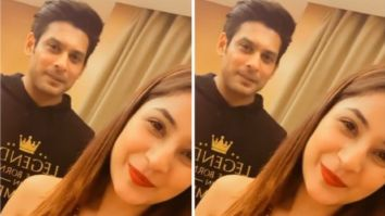 Shehnaaz Gill posts a goofy video wishing Sidharth Shukla on his birthday, leaves SidNaaz fans gushing