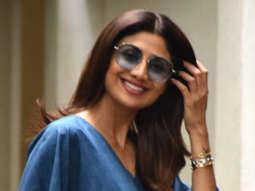 Shilpa Shetty spotted at Sunny Super Sound