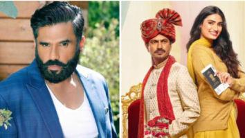Suniel Shetty reveals Athiya Shetty was scarred by the controversy around Motichoor Chaknachoor