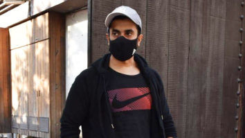 Sunny Singh spotted post work out at Gym