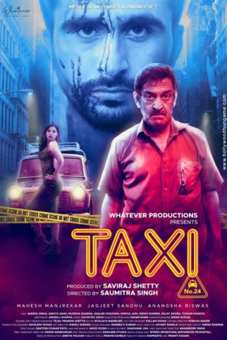 First Look Of Taxi No.24