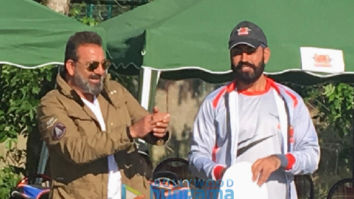On The Sets From The Movie Torbaaz
