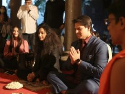 Vivek Oberoi's Rosie The Saffron Chapter goes on floors in Pune; debutante Palak Tiwari gives the mahurat shot