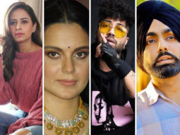 Sargun Mehta calls out Kangana Ranaut for her comment on Farmers' Protests; Sukhe, Ammy Virk say Boycott Kangana Ranaut