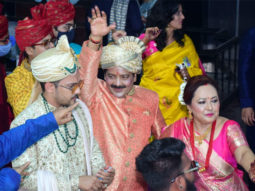 PICS: Aditya Narayan's baraat make their way to the venue as the singer is all set to tie the knot to Shweta Agarwal