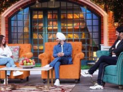 Newlyweds Neha Kakkar and Rohanpreet Singh arrive on The Kapil Sharma Show; Kapil has hilarious reaction to their PDA