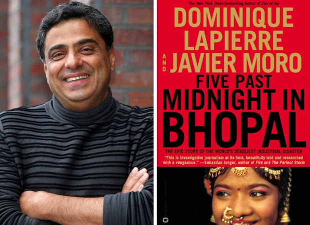 Ronnie Screwvala's RSVP in association with Global One Studios gets the rights to Dominique Lapierre and Javier Moro's book 'Five Past Midnight in Bhopal'