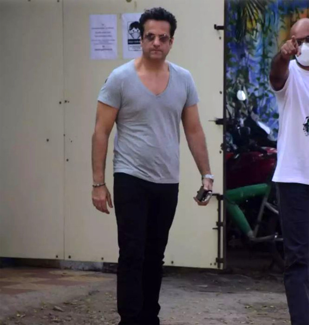 Fardeen Khan meets casting director Mukesh Chhabra; plans to make a comeback to films and OTT