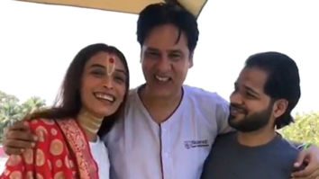 Rahul Roy shares pictures and videos from the hospital; says he is recovering
