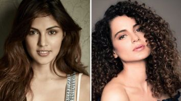 Rhea Chakraborty was one of the most searched personalities on Google in 2020 beating Kangana Ranaut
