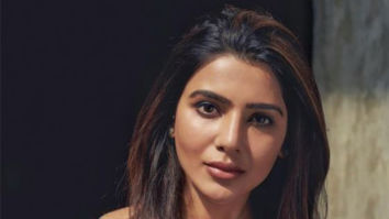 Samantha Akkineni gives a glimpse of her look in The Family Man 2