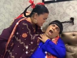Bharti Singh and Kiku Sharda join the Care Ni Karda Instagram Reel trend; watch
