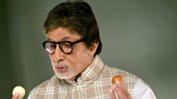 Amitabh Bachchan's biggest torture in life is a little too sweet