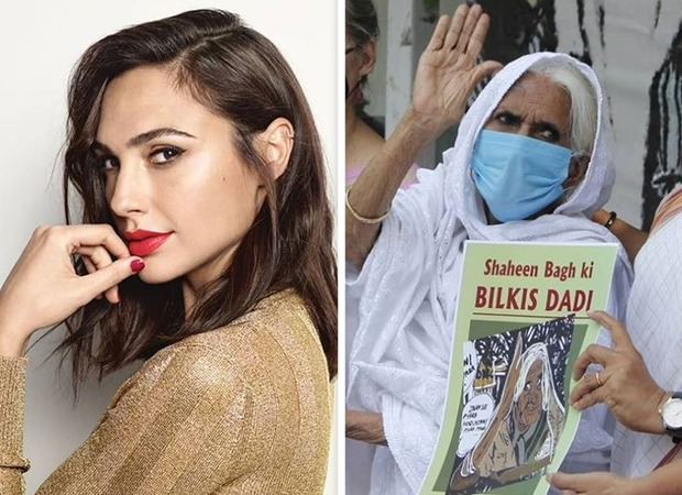 Gal Gadot mentions Shaheen Bagh's Bilkis Dadi in her 'My Personal Wonder Women' list : Bollywood News – Bollywood Hungama