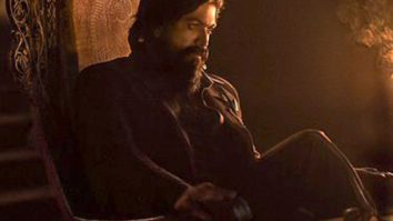 Yash looks powerful in new poster of KGF: Chapter 2, teaser to release on his birthday in January 2021