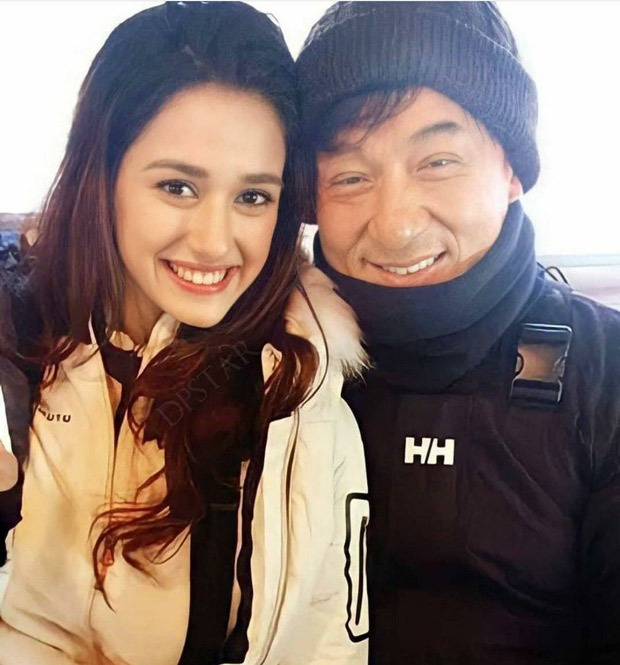 4 Years Of Kung Fu Yoga: Disha Patani shares throwback pictures with veteran action star Jackie Chan