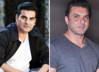 BMC registers FIR against Arbaaz Khan, Sohail Khan and his son Nirvaan for violating COVID-19 norms