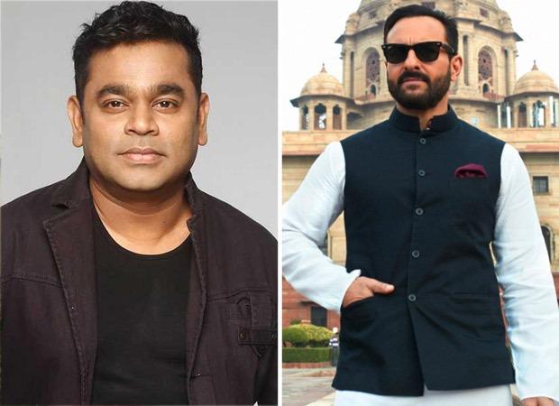 AR Rahman adapts his iconic song 'Dhakka Laga Bukka' as the anthem for Saif Ali Khan starrer Tandav