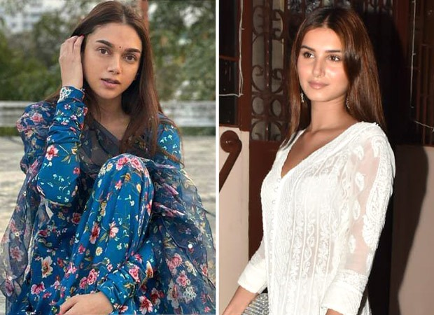 Aditi Rao Hydari and Tara Sutaria are all about the festive glow with their traditional attire on Makar Sankranti