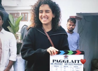 After Shakuntala Devi and Ludo, Sanya Malhotra's Pagglait also takes the digital route; to stream on Netflix