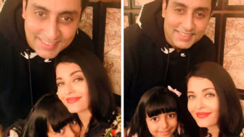 Aishwarya Rai Bachchan steps out after 10 months, spotted in Hyderabad with Abhishek Bachchan and Aaradhya