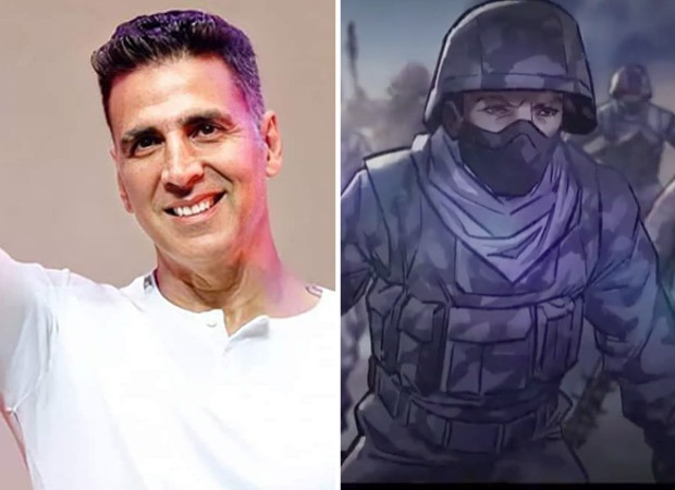 Akshay Kumar launches the multi-player game FAU-G on Republic Day